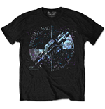 T-shirt Pink Floyd Special Edition: Machine Greeting Blue