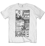 T-shirt Johnny Cash Special Edition: The Fabulous Johnny Cash Show