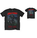 T-shirt Avenged Sevenfold  pour homme - Design: Buried Alive Tour 2012