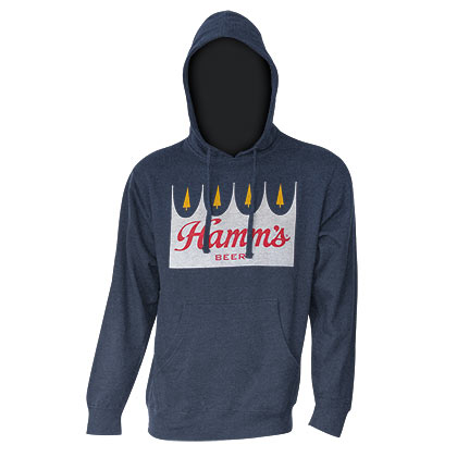 Sweat shirt Hamm's Beer  pour homme