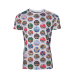 T-shirt Pokémon - Pokeball