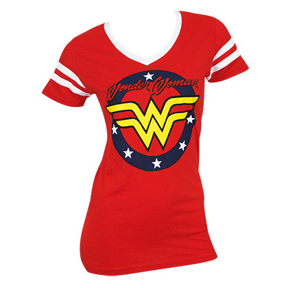 T-shirt Wonder Woman - Logo