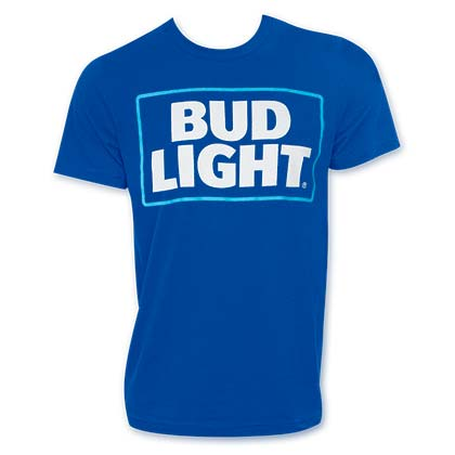 T-shirt Bud Light - New Logo