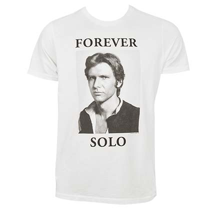 T-shirt Star Wars - Han Solo Junk Food Forever Solo