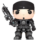 Gears of War POP! Games Vinyl Figurine Marcus Fenix 9 cm