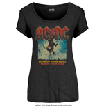 T-shirt AC/DC: Blow Up Your Video