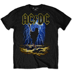 T-shirt AC/DC pour homme - Design: Highway to Hell