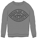 Sweat-shirt Bring Me The Horizon  pour homme - Design: Eye