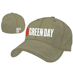 Casquette de baseball Green Day 243835