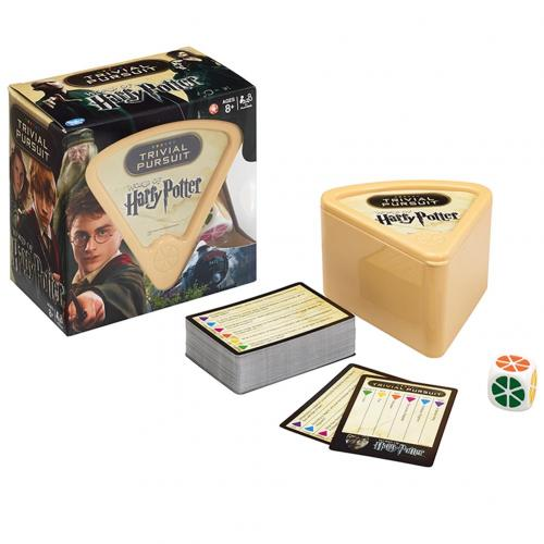 Jeu de Société - Trivial Pursuit Harry Potter