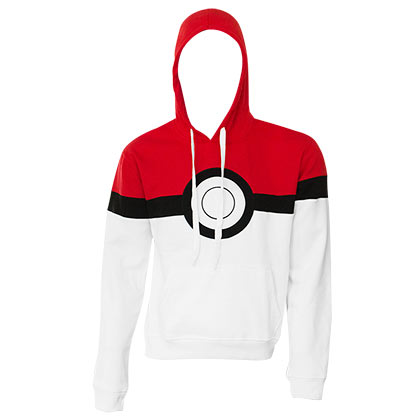 Sweat à Capuche Pokémon - Pokéball