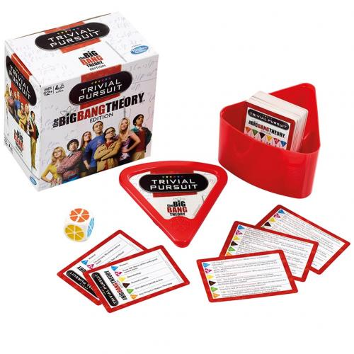 Trivial Pursuit Édition Big Bang Theory