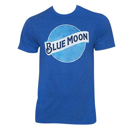 T-shirt Blue Moon - Royal Heather