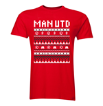 T-shirt Manchester United FC (Rouge)