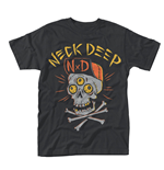 T-shirt Neck Deep 244226