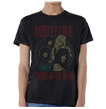 T-shirt Mötley Crüe  pour homme - Design: Vintage World Tour Devil