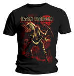 T-shirt Iron Maiden: Benjamin Breeg Red Graphic