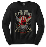 T-shirt Manches Longues Five Finger Death Punch: Zombie Kill