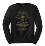 Maillot Manches Longues Avenged Sevenfold  pour homme - Design: Seize the Day