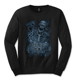 T-shirt Manches Longues Avenged Sevenfold: Chained Skeleton