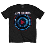T-shirt Alice in Chains  pour homme - Design: Played
