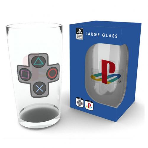 Verre PlayStation 244508