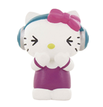 Hello Kitty mini figurine Hello Kitty Music 6 cm