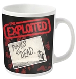 Tasse The Exploited - Punks Not Dead