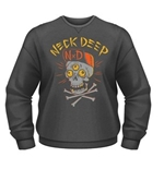Sweat-shirt Neck Deep SKULLS