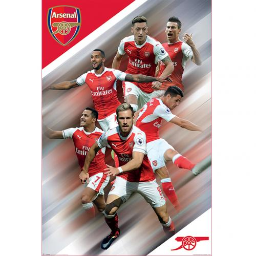 Poster Arsenal FC Players 40