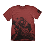 T-shirt Gears of War 244787