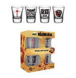 Verres à Shot The Walking Dead - Symbols