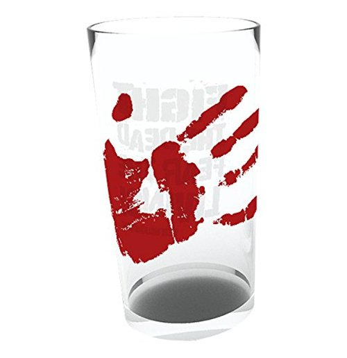 Verre The Walking Dead - Fight The Dead