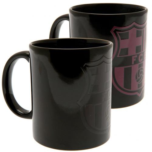 Tasse Thermosensible FC Barcelone