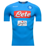Maillot Naples 2016-2017 Home