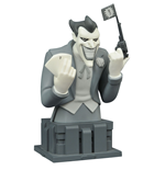 Batman The Animated Series buste Almost Got 'Im Joker Black & White SDCC 2016 Exclusive 15 cm