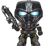 Gears of War POP! Games Vinyl Figurine Clayton Carmine 9 cm