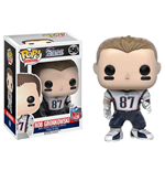 NFL POP! Football Vinyl Figurine Rob Gronkowski (New England Patriots) 9 cm