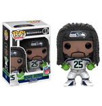 NFL POP! Football Vinyl Figurine Richard Sherman (Seattle Seahawks) 9 cm