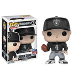 NFL POP! Football Vinyl Figurine Derek Carr (Raiders) 9 cm