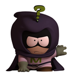 South Park The Fractured But Whole figurine PVC Mysterion (Kenny) 8 cm