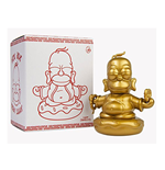 Simpsons figurine Golden Buddha Homer 8 cm
