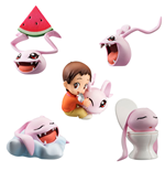 Digimon Adventure pack 5 trading figures Coro-Colle! 6 cm