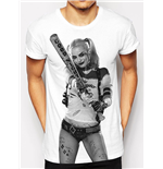 T-shirt Suicide Squad - Harley Photo