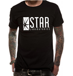 T-shirt Flash - S.T.A.R. Labs