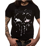 T-shirt Marvel Comics - Punisher - The End
