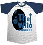 T-shirt The Who: Maximum R & B