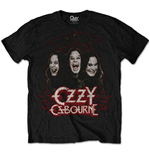 T-shirt Ozzy Osbourne: Crows & Bars