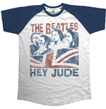 T-shirt The Beatles: Hey Jude Windswept
