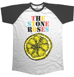 T-shirt The Stone Roses: Lemon Multicolor